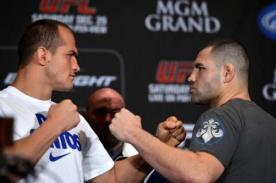 Video: Caín Velásquez vs Junior Dos Santos III será la pelea del año - UFC