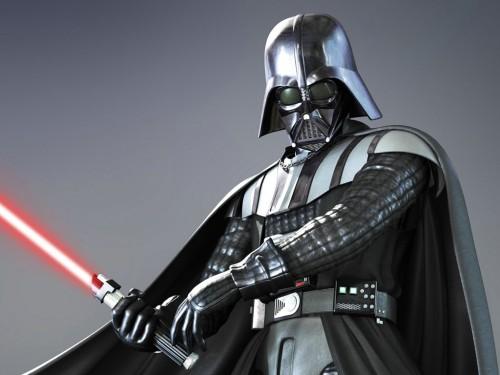 'Darth Vader' se autoproclama alcalde de ciudad ucraniana - VIDEO