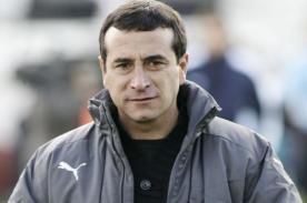 Alianza Lima: Guillermo Sanguinetti es el nuevo director técnico íntimo
