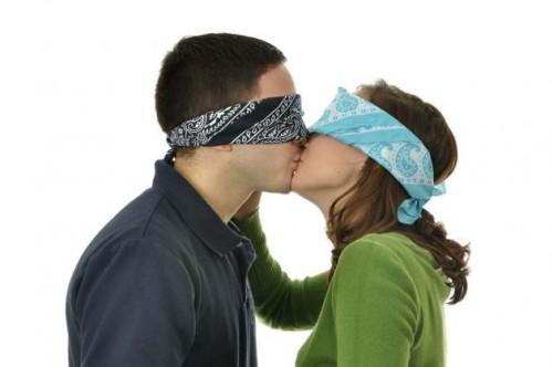 ¡Confirmado! El amor es ciego y es comprobado por científicos