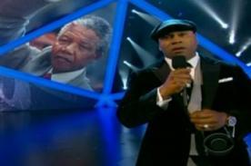 Nelson Mandela fue homenajeado durante las nominaciones al Grammy 2014 - VIDEO
