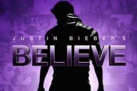 Justin Bieber regala copias de su película 'Believe' a sus familiares