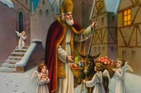 Navidad 2013: Conoce la verdadera historia de Santa Claus - Papá Noel