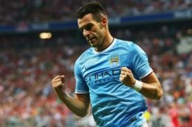 Video de goles: Manchester City vs Liverpool (2-1) - Premier League