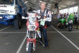 Dakar 2014: Motociclista Eric Palante muere en la quinta etapa de competencia