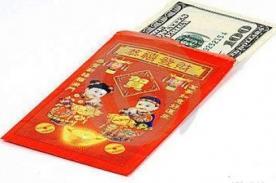 Año Nuevo Chino 2014: Los sobres rojos en la tradición china.