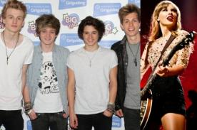 The Vamps se prepara para dar conciertos con Taylor Swift