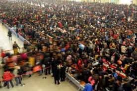 Año Nuevo Chino produce la mayor migración planetaria