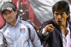 Franco Navarro responde a las críticas del entrenador de Universitario