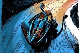 Sochi 2014: ¿Y si los superhéroes compitieran en los Juegos Olímpicos de Invierno?-FOTO