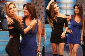 Sandra Arana le pidió disculpas públicas a Vanessa Jerí