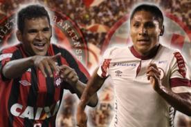 Universitario vs. Atlético Paranaense: Transmisión en vivo por Fox Sports 2 - Copa Libertadores