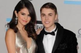 Justin Bieber, furioso por ver juntos a Selena Gomez y Seth Rogen