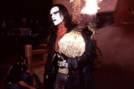 Wrestlemania 30: Sting, el nuevo luchador de la WWE - VIDEO