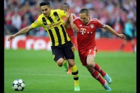 Bundesliga: Borussia Dortmund goleó de visita al Bayern Munich