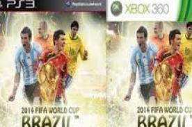Videojuego del Mundial de Brasil 2014 sale a la venta hoy