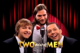 Two and a Half Men confirma su final