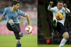 En Vivo: Uruguay vs Inglaterra por ATV - Mundial Brasil 2014