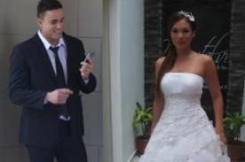 Gino Assereto y Jazmín Pinedo ya tienen fecha de matrimonio
