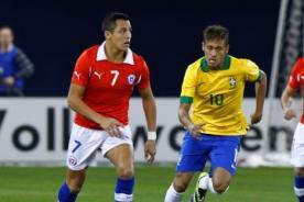EN VIVO: Brasil vs Chile por DirecTV y ATV (Hora peruana) - Mundial 2014