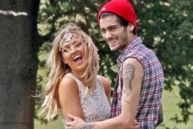 Perrie Edwards ahora tiene el mismo tatuaje que Zayn Malik [Fotos]