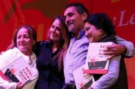Yiddá Eslava presentó su libro en la Feria Internacional Del Libro