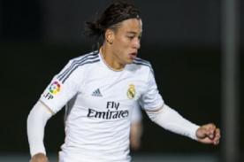 Cristian Benavente volvió a anotar en el Real Madrid Castilla - VIDEO