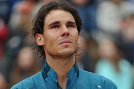 Rafael Nadal se perderá el US Open por una lesión