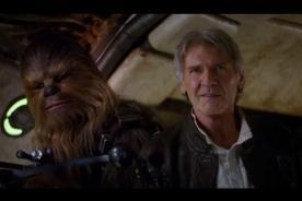 Star Wars Episodio VII: Nuevo tráiler oficial y la reaparición de Han Solo [VIDEO]