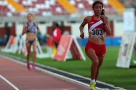 Inés Melchor: La fondista gana en California y clasifica a Río 2016 [FOTO]
