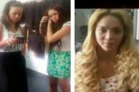 Mujeres de Esto es Guerra fueron captadas sin maquillaje - VIDEO