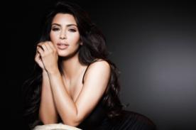 Kim Kardashian celebra con sugerente foto su triunfo en Instagram