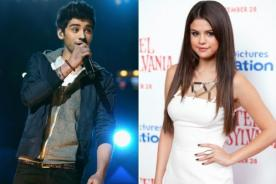 ¿Selena Gomez quiere cantar con Zayn Malik?