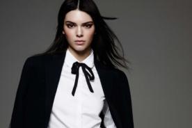 ¡Kendall Jenner comparte secreto para evitar acné en el cuerpo!