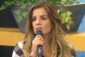 Alejandra Baigorria responde a acusación de Edith Tapia