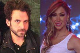 ¿Peluchín insultó a la hija de Melissa Loza? Él le responde a ella y a América Televisión