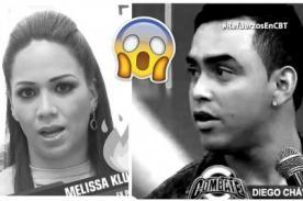 Combate: ¿Diego Chávarri tuvo 'affaire' con esta argentina cuando estaba con Melissa Klug?
