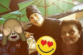 Paolo Guerrero hizo llorar a seguidores con este conmovedor mensaje a su 'mamita' - FOTO
