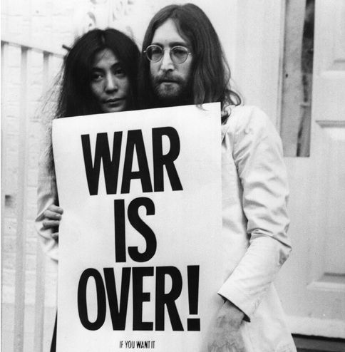 'Bed Peace': Nuevo documental de John Lennon y Yoko Ono