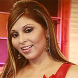Maribel Velarde felicita a Karen Dejo por su embarazo