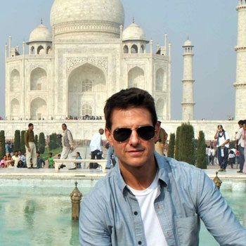 Habrían pagado a fanáticos por ovacionar a Tom Cruise en la India