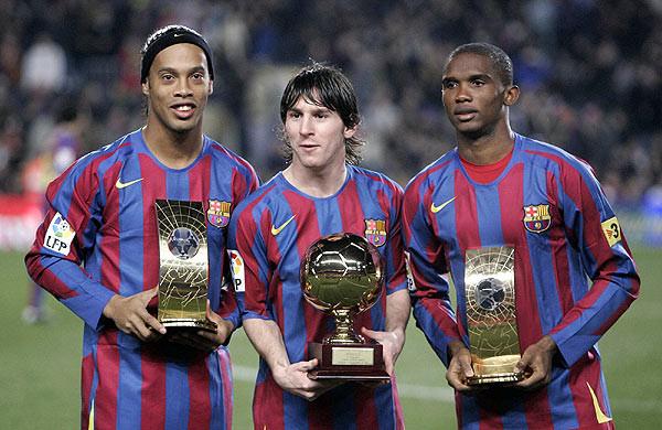 Barcelona: Messi dobla su capacidad goleadora con Guardiola
