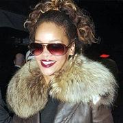 Rihanna celebró en desenfrenada fiesta después de Navidad