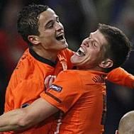 Selección de Holanda: Convocados por Bert Van Marwijk para amistoso