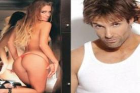 Vedette argentina afirmó haber tenido un romance con Segundo Cernadas