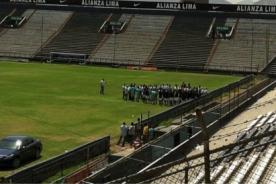 Alianza Lima: Nueva directiva se reunión con los jugadores