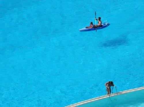 Video: Esta es la piscina más grande del mundo
