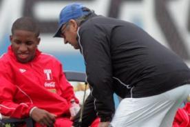 Fútbol peruano: Markarián esperará hasta último minuto a Jefferson Farfán