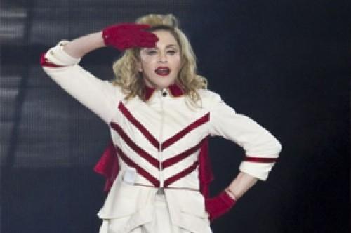 Video: Madonna canta Born This Way de Lady Gaga en concierto en Israel