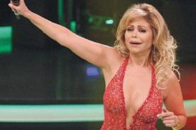 Gisela Valcárcel se emocionó con canción de José José